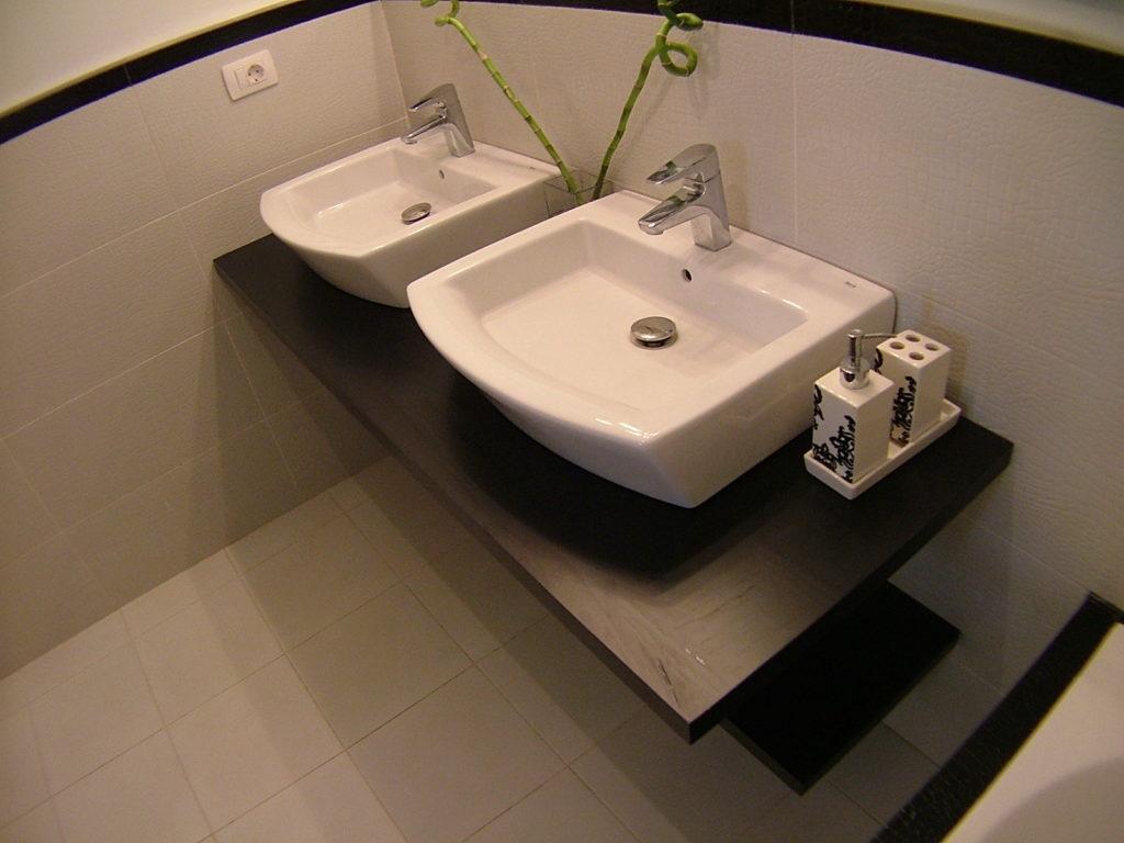 Reforma de baño en la Orotava
