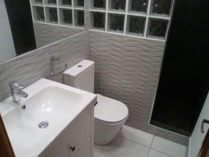 reforma de baño en Los Realejos