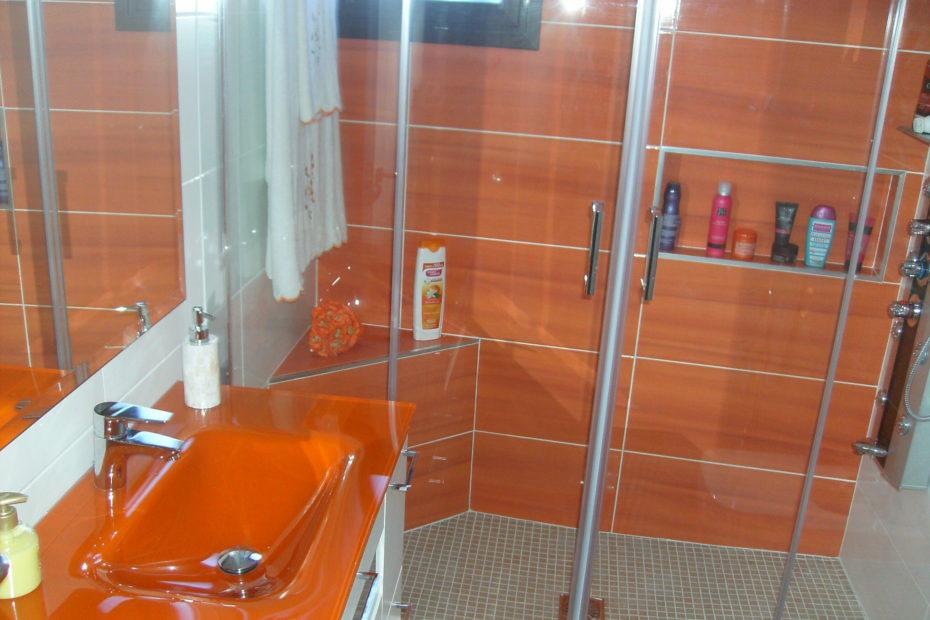 idea para reforma de baños grandes