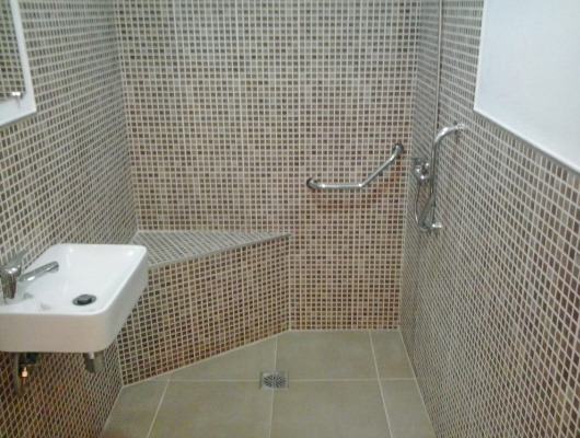 Reformas de baños adapatados en tenerife