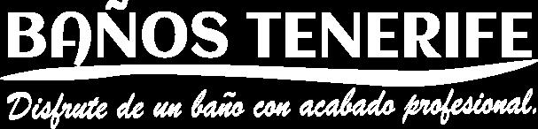 Logo Baños Tenerife Empresa de Reformas de baños en Tenerife